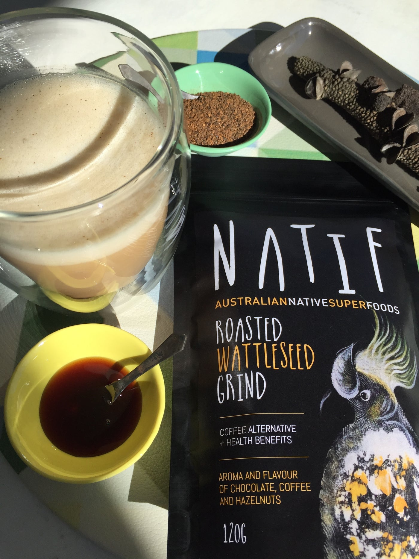 The Melbourne Wattle Latte is here