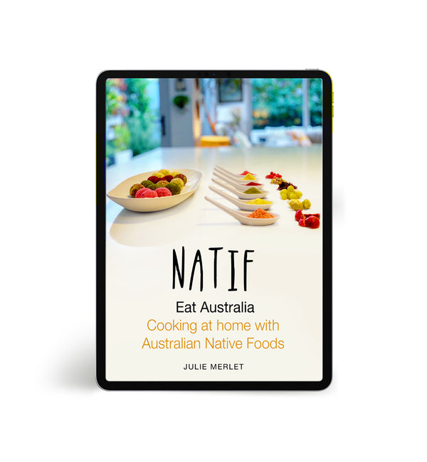 Natif Recipe E-Book
