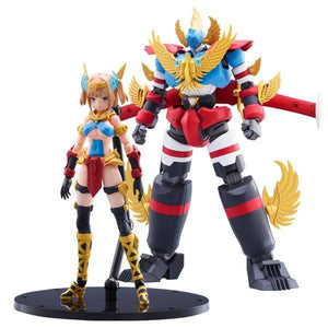 New Gattai Series ~ Robot Atlanger & Atori Hotaka 14 - Plastic Model Kits
