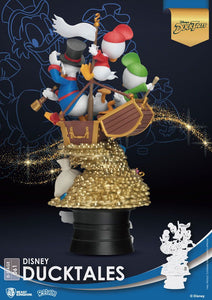 Disney Classic Animation - DuckTales - D-Stage Diorama 15 cm