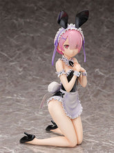 Carica l'immagine nel visualizzatore di Gallery, Re:ZERO - Starting Life in Another World - Rem Bare Leg Bunny Ver. - B-STYLE Figure 30 cm