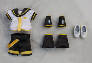 Parts for Nendoroid Doll Character Vocal Series 02 - Outfit Set Kagamine Len
