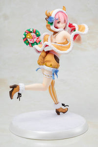 Re:ZERO - Starting Life in Another World - Ram Christmas Maid Ver. 23 cm