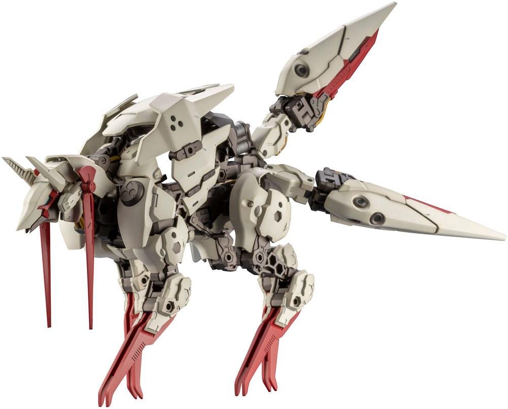 Hexa Gear - Weird Tails - 1/24 Plastic Model Kit 28 cm