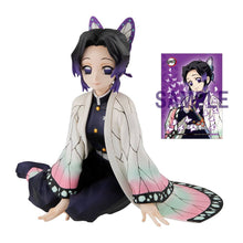 Carica l'immagine nel visualizzatore di Gallery, Demon Slayer: Kimetsu no Yaiba - Shinobu Kocho Palm Size Edition Deluxe - G.E.M. Series Figure 9 cm