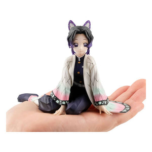 Demon Slayer: Kimetsu no Yaiba - Shinobu Kocho Palm Size Edition Deluxe - G.E.M. Series Figure 9 cm