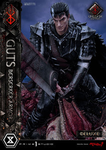 Berserk - Guts Berserker Armor Unleash Edition Deluxe Version 91 cm