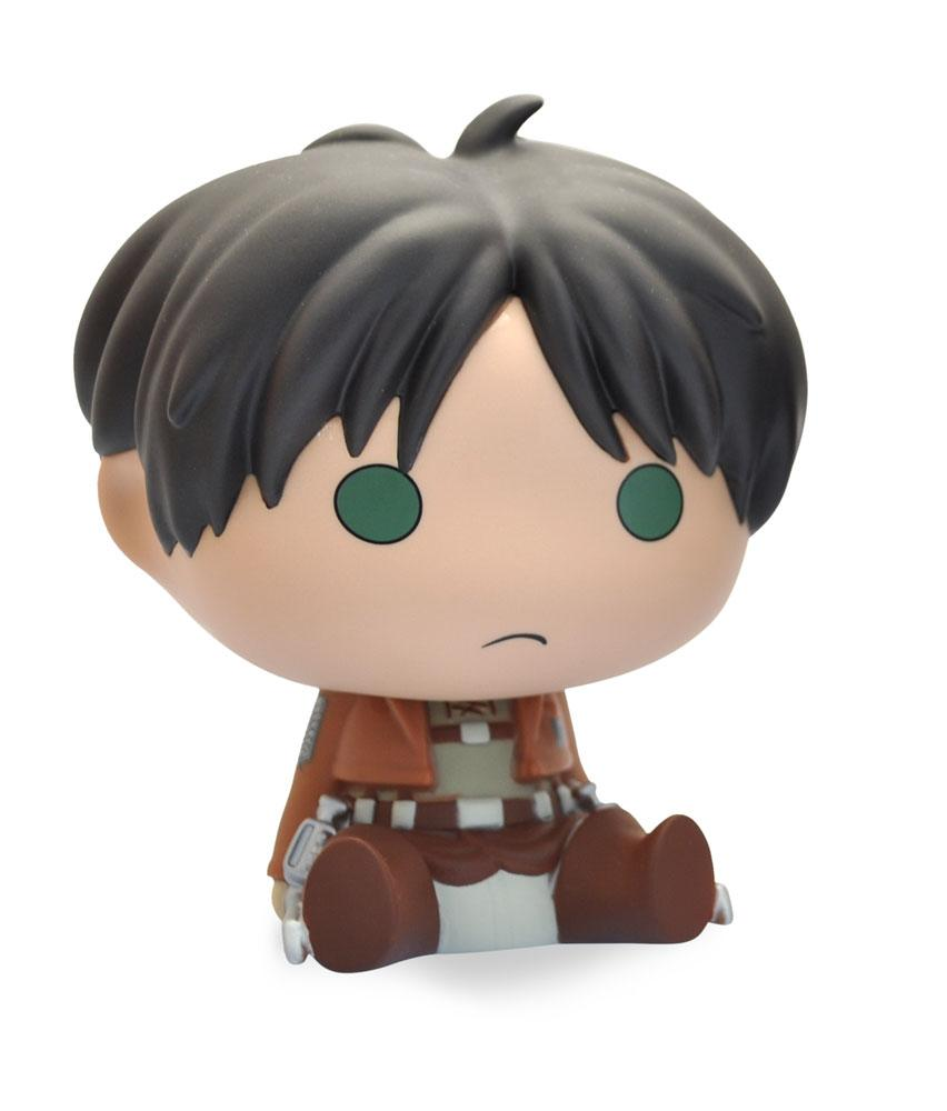 Attack on Titan - Chibi Bust Bank Eren 16 cm