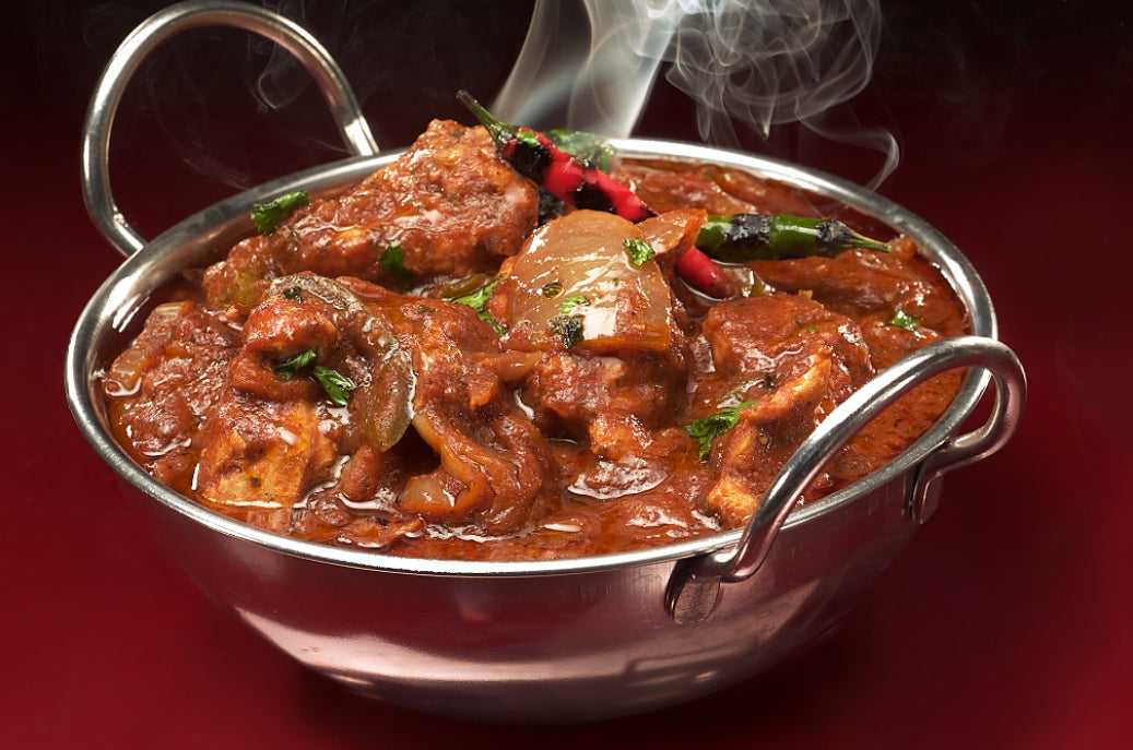 Chicken Jalfrezi Balti