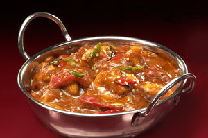 Lamb Madras Balti