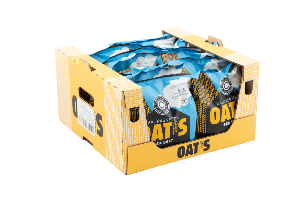 OATIS® SEA SALT - BOKSI