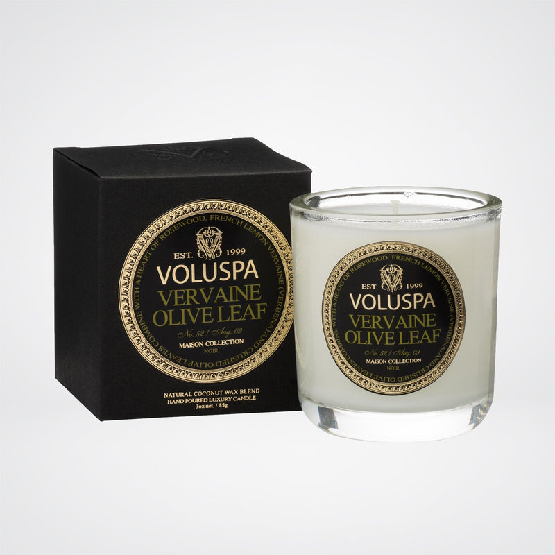 Classic Maison Votive in Vervaine Olive Leaf