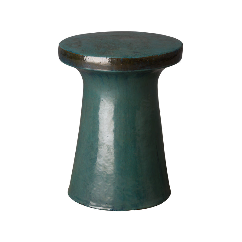 Plateau Garden Stool Table