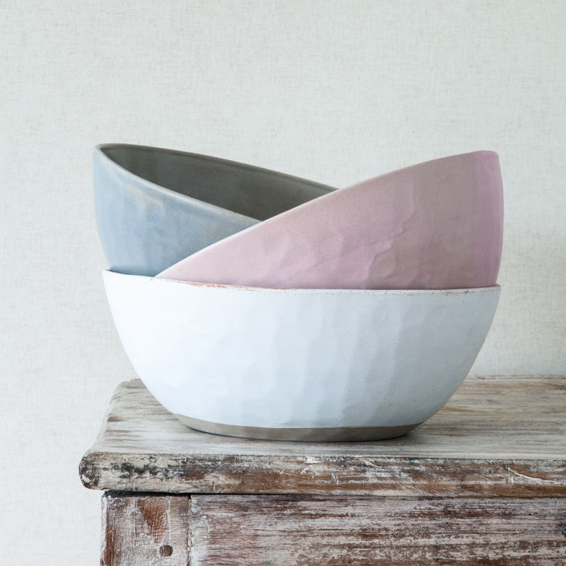 Organic Beetroot Serving Bowl by BD Edition I