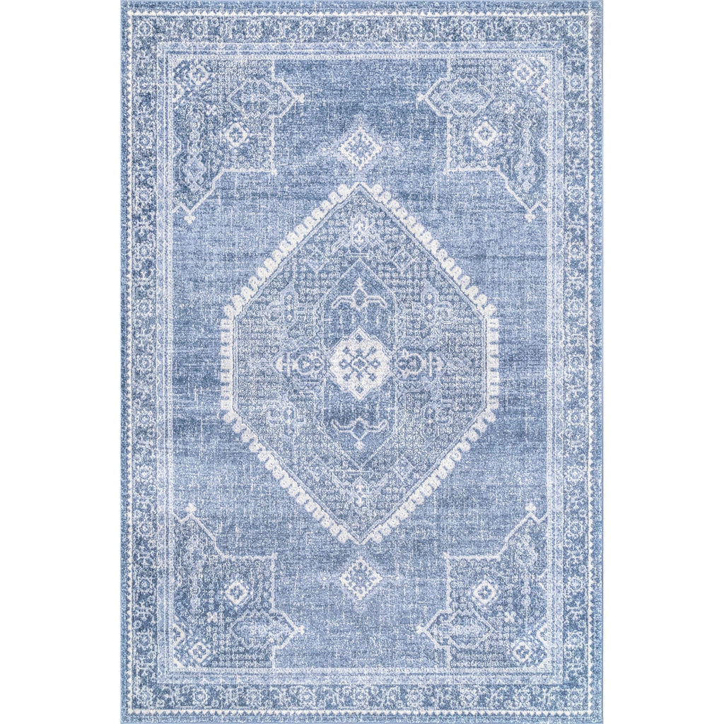 Vintage Persian Distressed Isla Rug