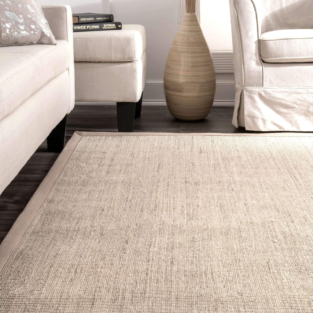 Bordered Maryjo Sisal Rug Rug