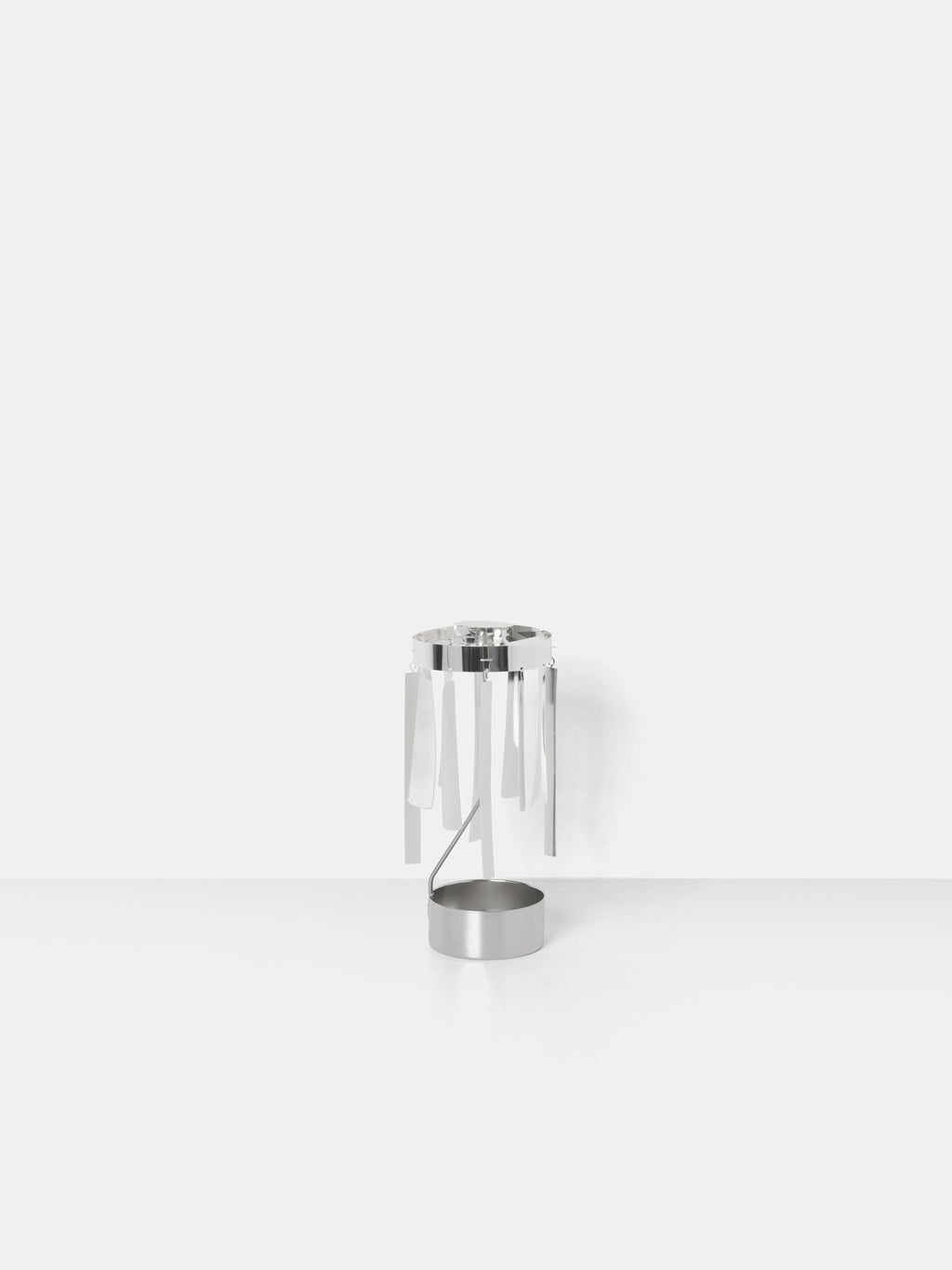 Tangle Spinning Tealight by Ferm Living