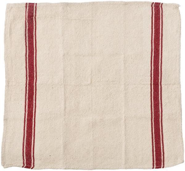 India Cloth - Red