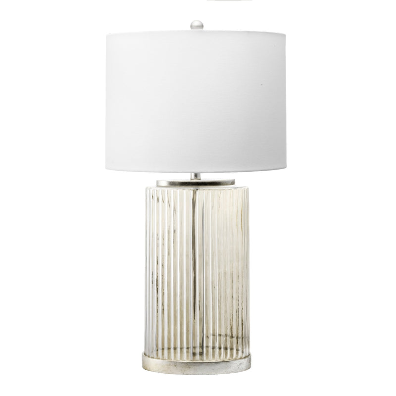 "Newton Glass  33"" Table Lamp"
