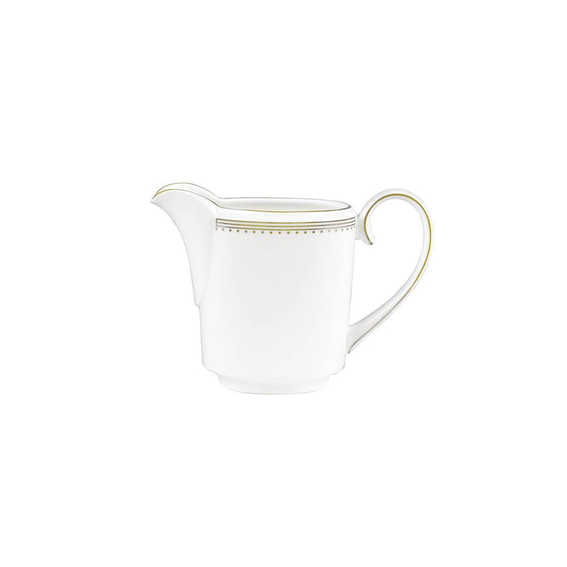 Golden Grosgrain Imperial Creamer by Vera Wang
