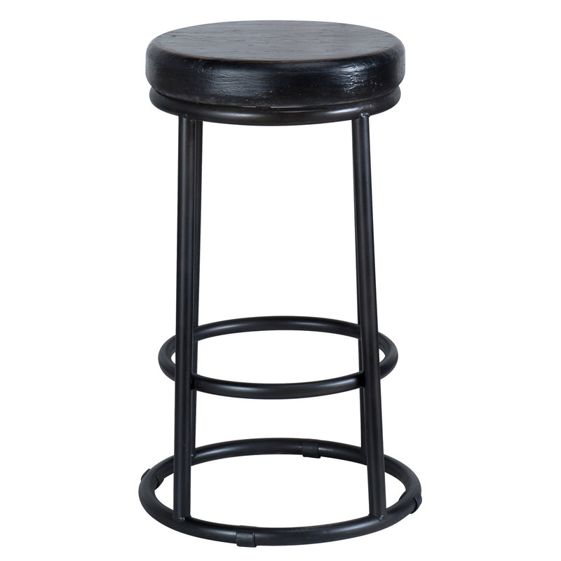 Jaden Counter Stool Black