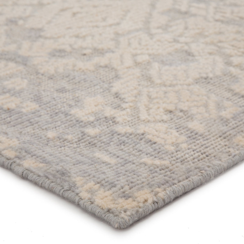 Castleton Tribal Rug in Drizzle & Parchment design by Jaipur Living
