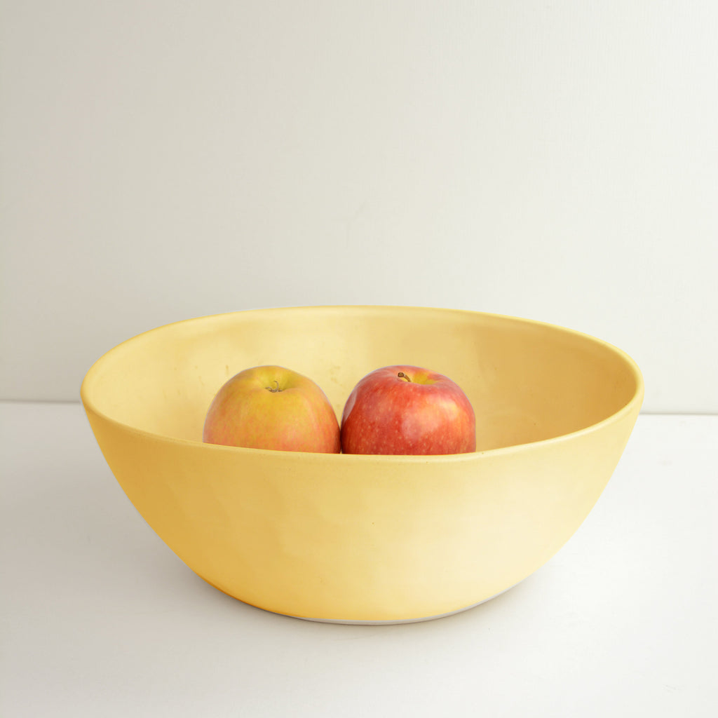 Organic Patty Pan Serving Bowl by BD Edition I