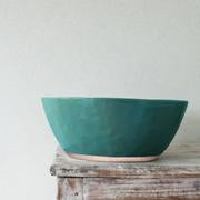 Organic Courgette Serving Bowl by BD Edition I