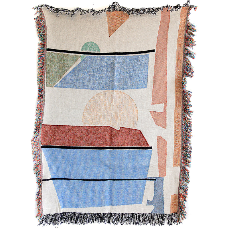 Summer Woven Throw