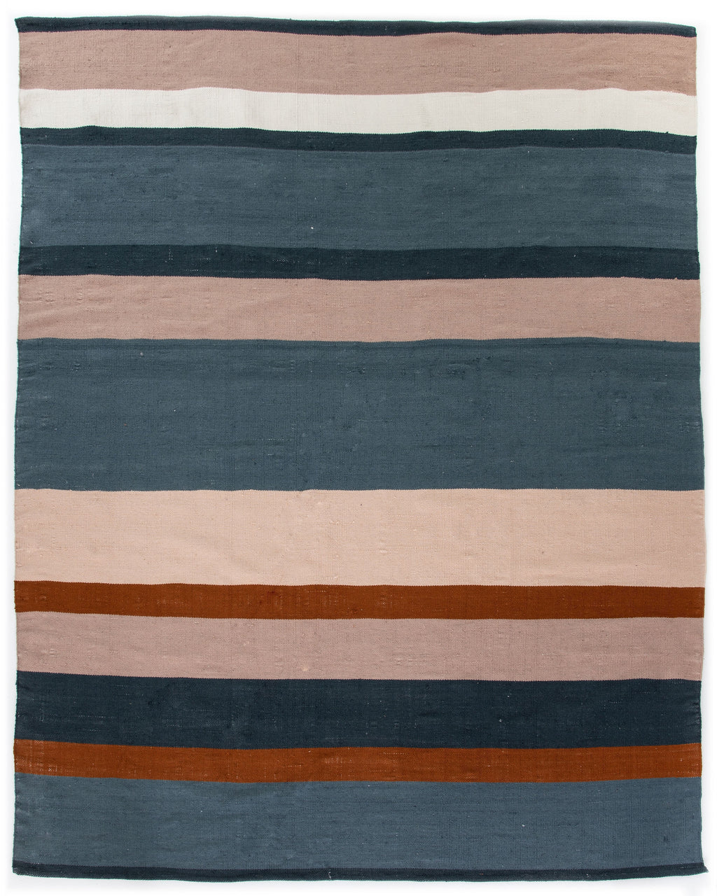 Senna Outdoor Navy/Orange/Blush Rug