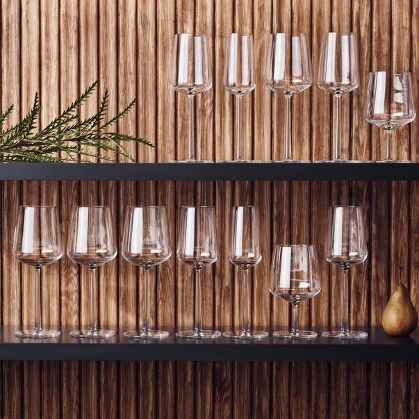 Essence Sets of Glassware