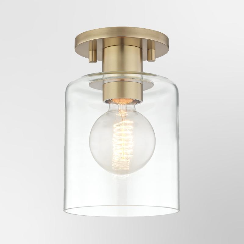 Neko 1 Light Semi Flush