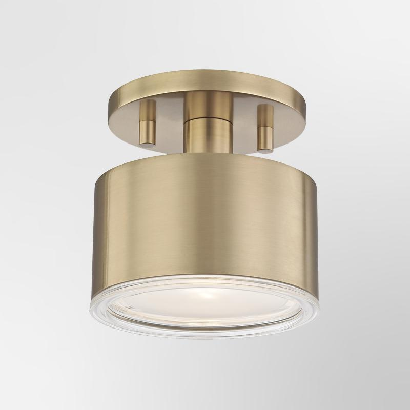 Nora 1 Light Flush Mount