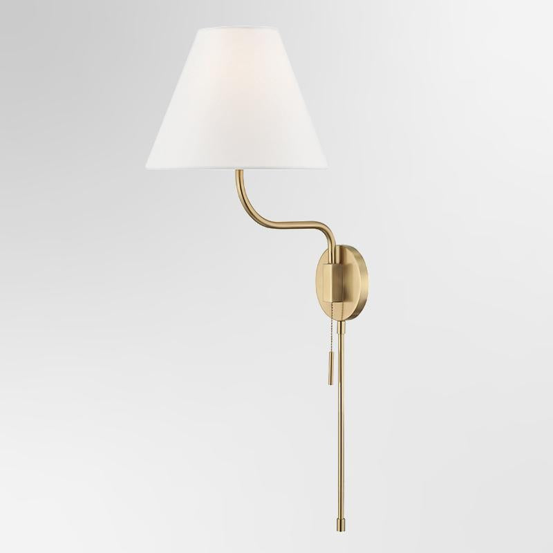 Patti 1 Light Wall Sconce With Plug