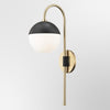 Renee 1 Light Wall Sconce With Plug