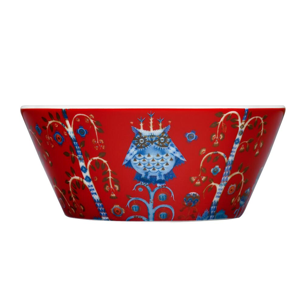 Taika Red Bowl in Various Sizes