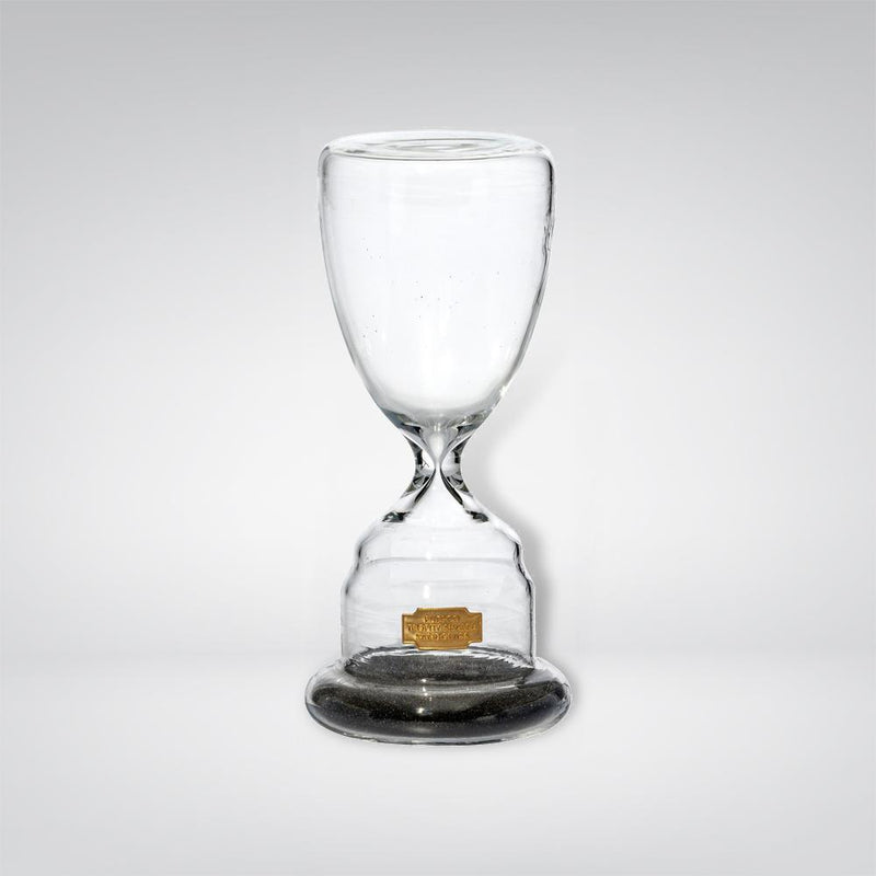 Trophy Shaped Sandglass Black NO.1