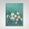 Vintage Reproduction of Floral Wall Decor