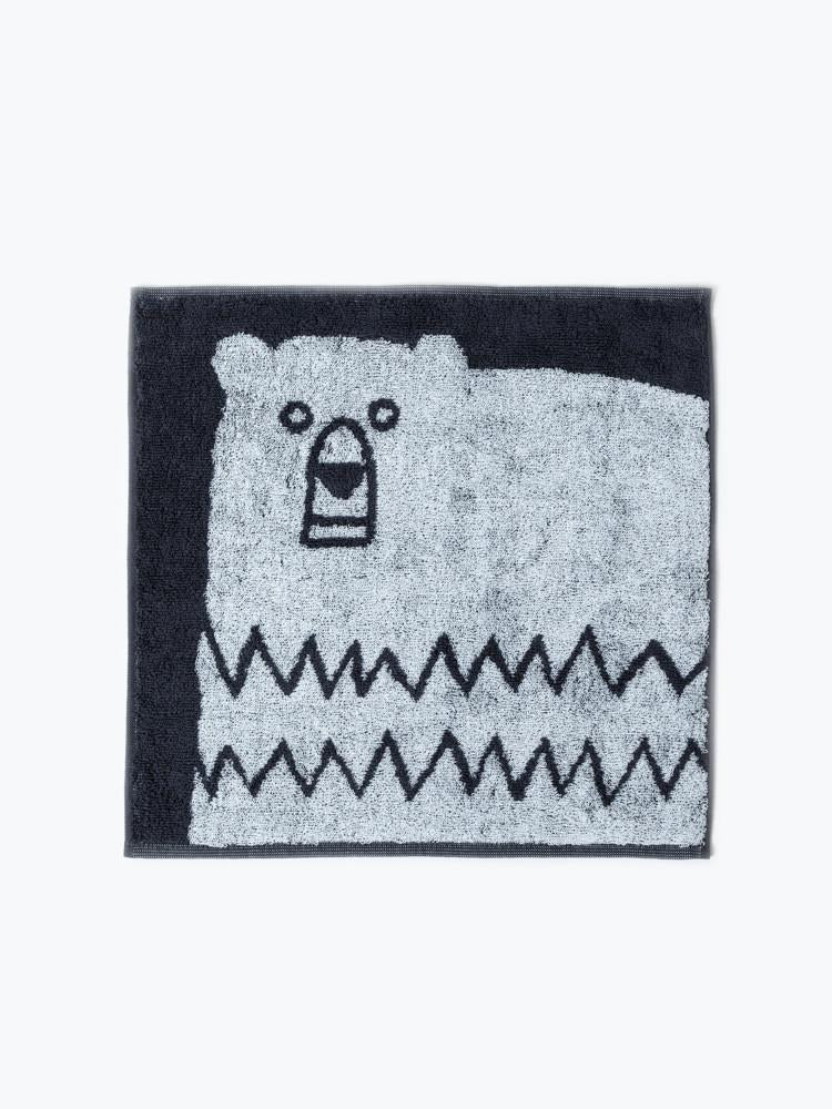 Animal Towel, Bear in Various Sizes