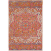 Amsterdam Rug in Bright Pink & Ivory