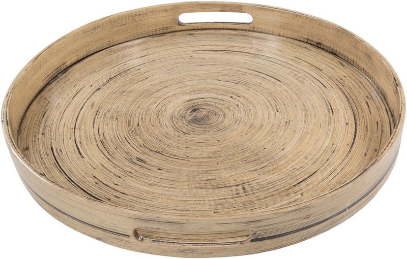 Cane Garden Decorative Tray