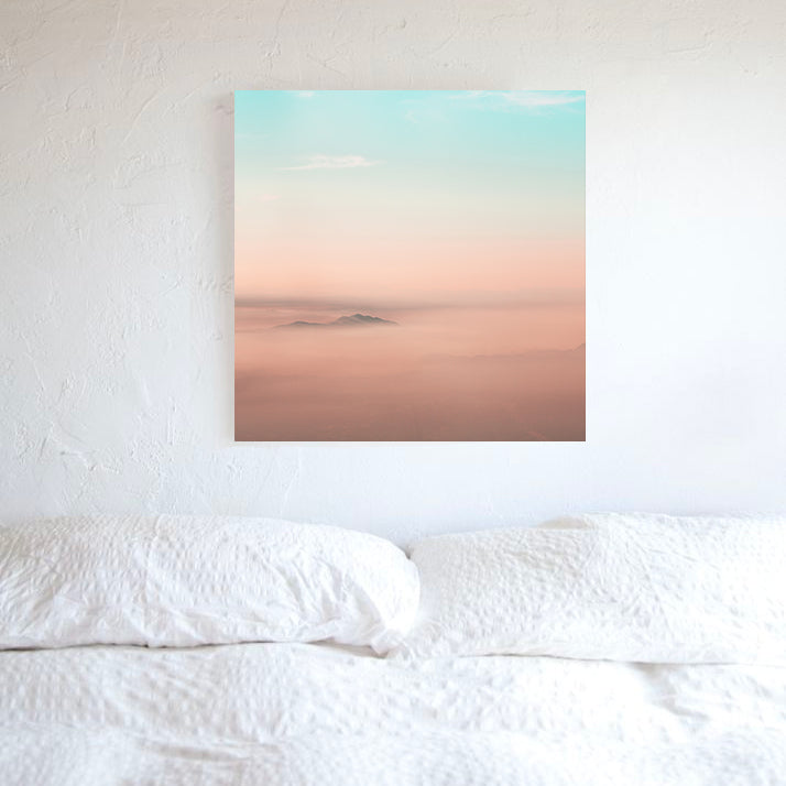 Floating Photo Print