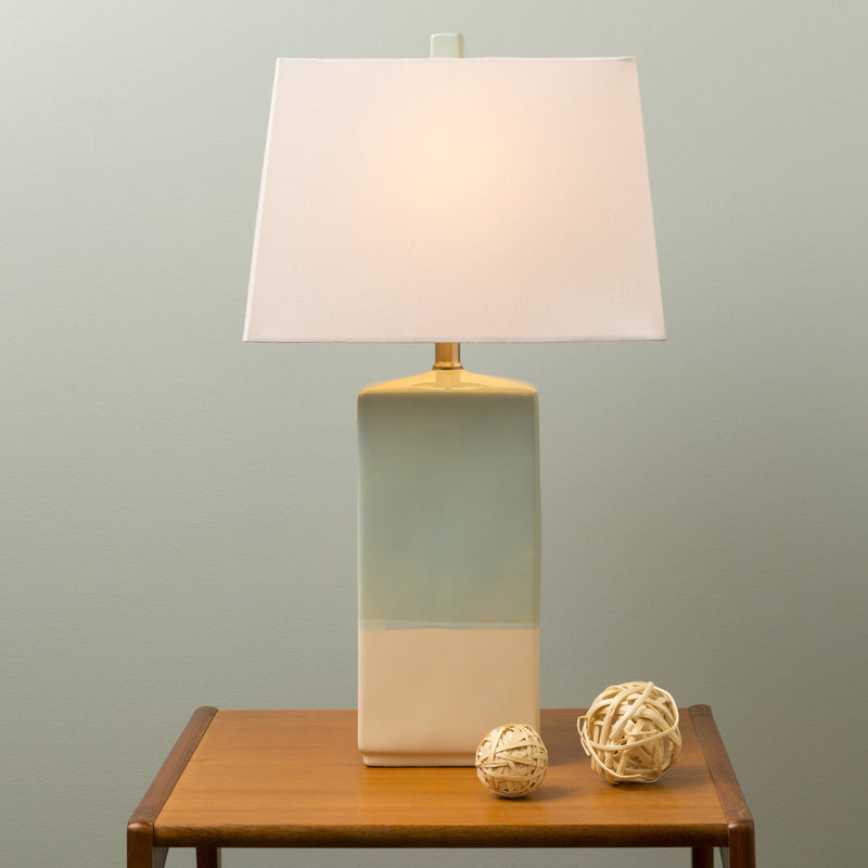 Malloy Table Lamp in Various Colors
