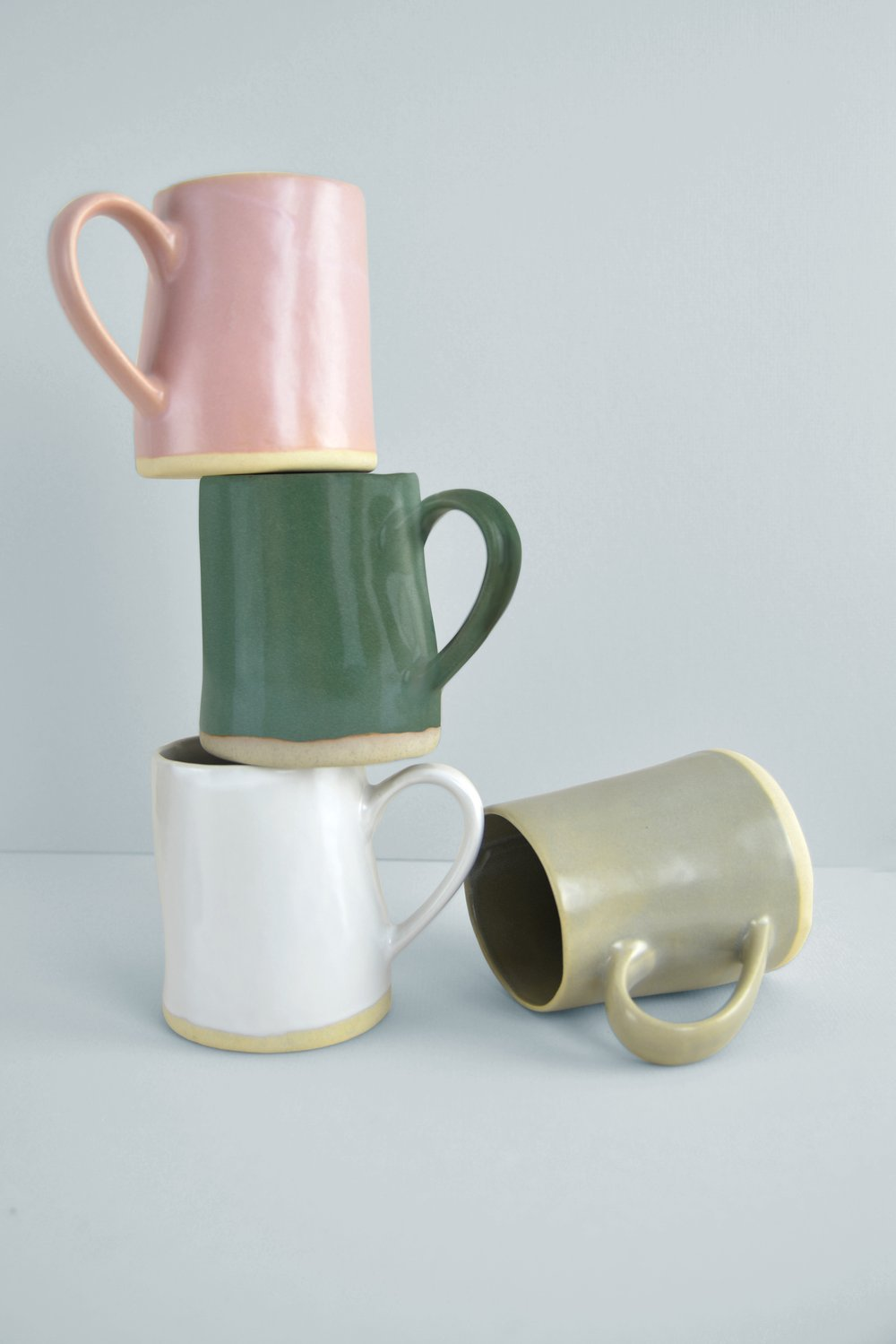 Organic Courgette Mug by BD Edition I