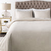 Peyton Bedding in Ivory