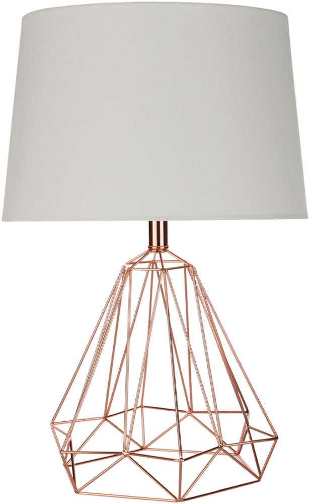 Steele Table Lamp in Various Colors