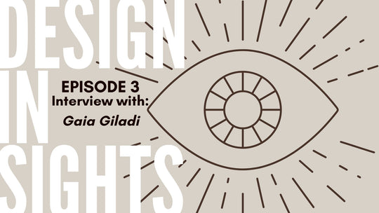 Episode 3: Interview with Gaia Giladi