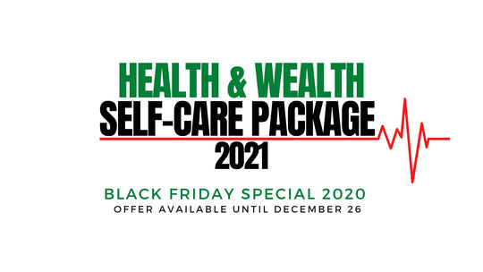 Health & Wealth Self Care-Package: Black Friday Offer