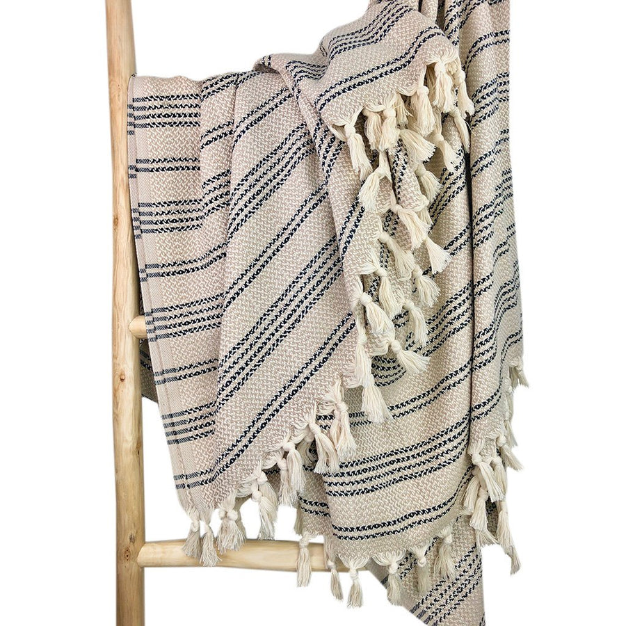 Woven Stripe Throw [LIMITED EDITION]