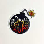 Bomb Squad - Sticker